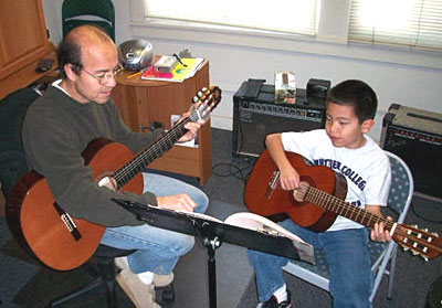 Guitar Teachers Alhabmra Ca